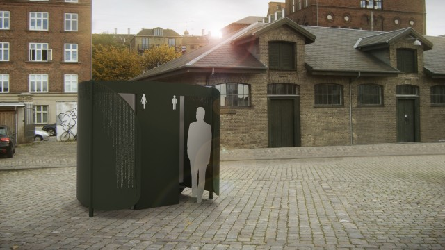 CPH Urban Toilet